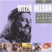 Willie Nelson: Original Album Classics [Box]