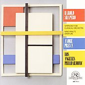 Shapero: Symphony for Classical Orchestra / Previn