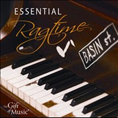 Essential Ragtime / Joplin, Lamb, Turpin, Gershwin, et al. / Souter, Shields, pianos