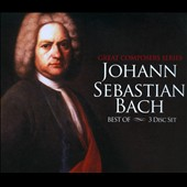 Best of Bach [TGG Direct]