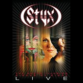 Styx: The Grand Illusion/Pieces of Eight: Live [1DVD/2CD]