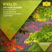 Vivaldi: The Four Seasons / Gidon Kremer, violin; Abbado - London SO