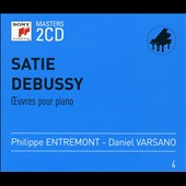 Satie, Debussy: Oeuvres pour Piano