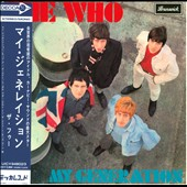 The Who: My Generation [Japan Box Set]