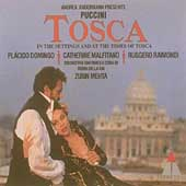 Puccini: Tosca / Mehta, Domingo, Malfitano, Raimondi