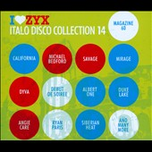 Various Artists: I Heart Zyx: Italo Disco Collection, Vol. 14 [Box]