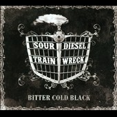 Sour Diesel Trainwreck: Bitter Cold Black