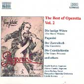 The Best of Operetta Vol 2
