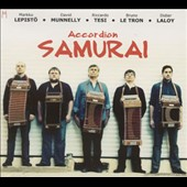 David Munnelly/Marku Lepito/Riccardo Tesi: Accordion Samurai