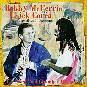 The Mozart Sessions / Bobby McFerrin, Chick Corea