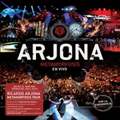 Ricardo Arjona: Arjona Metamorfosis en Vivo [Video]