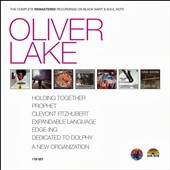 Oliver Lake: The Complete Remastered Recordings on Black Saint & Soul Note [Box]