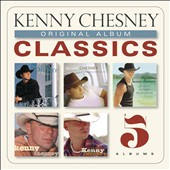 Kenny Chesney: Original Album Classics [Box]