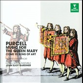 Purcell: Music for The Queen Mary - Come Ye Sons of Art / John Eliot Gardiner