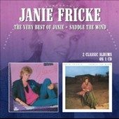 Janie Fricke: Very Best of Janie/Saddle the Wind