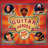 David Wilcox/James Burton/Albert Lee (Guitar)/Amos Garrett: Guitar Heroes [Digipak] *