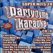 Karaoke: Party Tyme Karaoke: Super Hits, Vol. 24