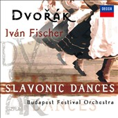 Dvorák: Slavonic Dances [SHM-CD]
