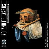 Music for vocal ensemble by Roland de Lassus (c.1531-1594): Biographie Musicale Vol. V / Vox Luminis