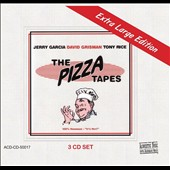 David Grisman/Jerry Garcia/Tony Rice: The  Pizza Tapes [Digipak] *