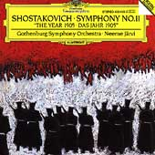 Shostakovich: Symphony no 11 / Järvi, Gothenburg SO