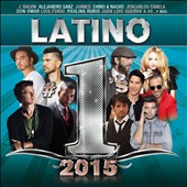 Various Artists: Latino No. 1's 2015