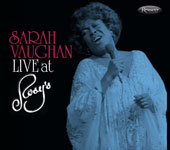 Sarah Vaughan: Live at Rosy's [Digipak] *