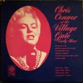 Chris Connor (Vocals): At the Village Gate
