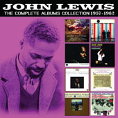 John Lewis: The Complete Albums Collection: 1957-1962 [Box] *