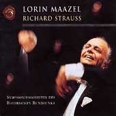 Lorin Maazel - R. Strauss / Bavarian RSO
