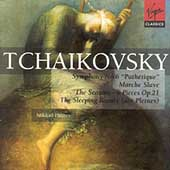Tchaikovsky: Symphony no 6, The Seasons, etc /Pletnev, et al