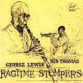 George Lewis (Clarinet)/Kid Thomas (Jazz): Ragtime Stompers