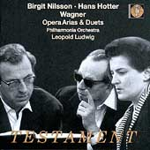 Wagner: Opera Arias & Duets / Nilsson, Hotter, Ludwig