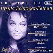 The Art of Ursula Schr&ouml;der-Feinen / Karajan, Kubelik, et al
