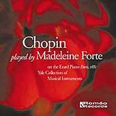 Chopin played by Madeleine Forte on the Erard Piano
