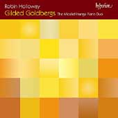 Holloway: Gilded Goldbergs / Micaleff and Inanga Piano Duo