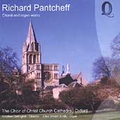 Pantcheff: Choral and Organ Works / Darlington, et al