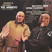 Gilbert & Sullivan: The Mikado / D'Oyly Carte Opera Company
