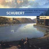 Schubert: Symphony no 4, 5, 6 & 8 / Norrington, et al