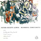 Peter Scott Lewis - Beaming Contrasts / Alexander Quartet