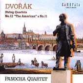 Dvor&#225;k: String Quartets / Panocha Quartet