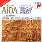 Verdi: Aida - Highlights / Levine, Millo, Domingo, Zajick