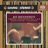Chopin: Piano Concertos no 1 & 2 / Rubinstein, et al