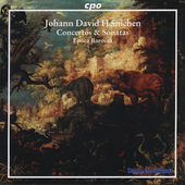 Heinichen: Concertos & Sonatas / Epoca Barocca