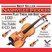 Various Artists: Nashville Fiddles Play Their 100 Best