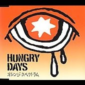 Hungry Days: Orange Spectrum [Single]