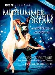Mendelssohn: A Midsummer Night's Dream / Pacific Northwest Ballet [DVD]