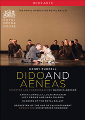 Purcell: Dido and Aeneas / Hogwood / ROH Covent Garden / Connolly, Meachem [DVD]