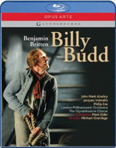Britten: Billy Budd / Elder/LPO, Ainsley, Imbrailo, Ens [Blu-Ray]