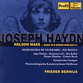 Haydn: Lord Nelson Mass, etc / Bernius, et al